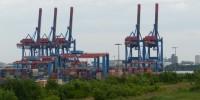 Containerterminal Altenwerder 2013